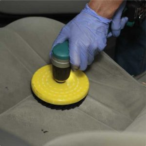 car cushion cleaning